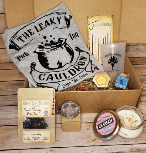 Diagon Alley - Box